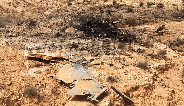 طائرة عسكرية تونسية ووفاة قائدها