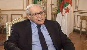 L'Ambassadeur d'Algérie en France Mohamed -Antar Daoud